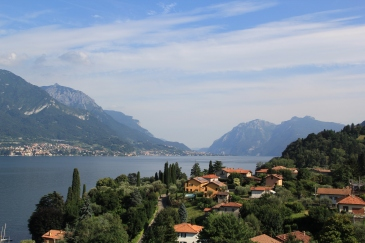 Travel photograh, Lake Como