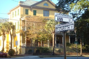 Ann Elizabeth Streets in Charleston