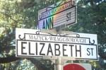 Streets in Charleston